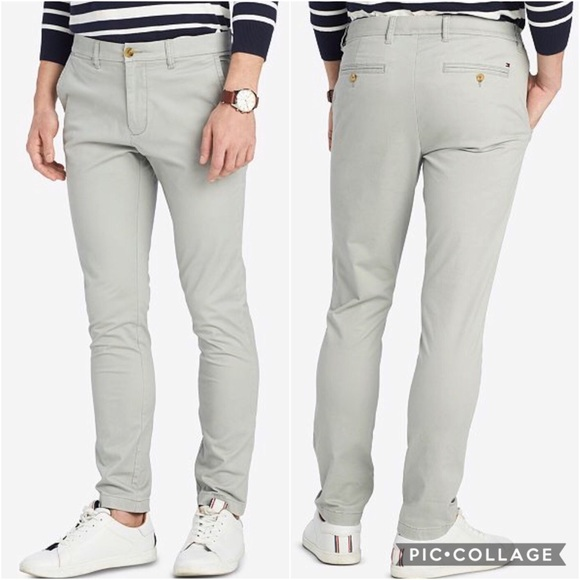 c1830cfd Tommy Hilfiger Pants | Mens Slim Fit Chino Nwt | Poshmark
